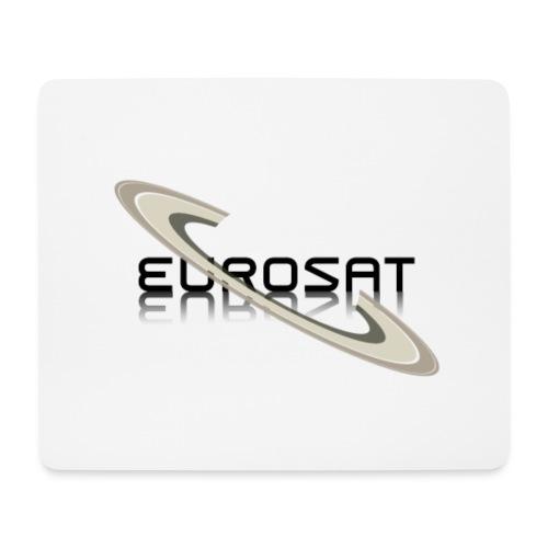 Eurosat Logo - Mousepad (Querformat)