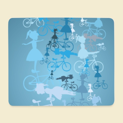 Kunstrad | Artistic Cycling Handy Hülle 01 - Mousepad (Querformat)