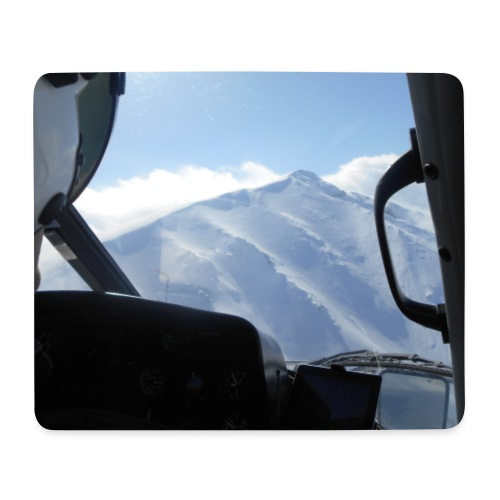 AS350 Mt Olympus - Mouse Pad (horizontal)