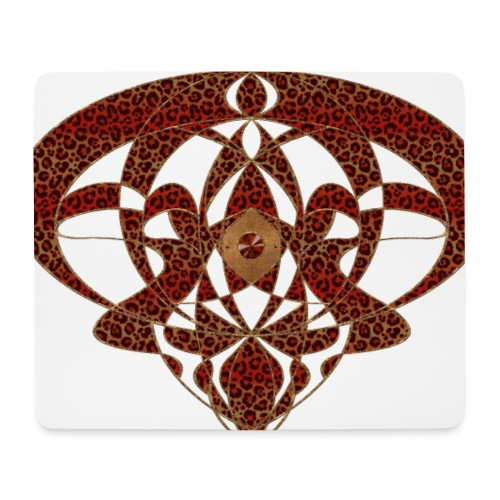 Art Nouveau Art Deco Art Nouveau Vintage Art Gold - Mouse Pad (horizontal)