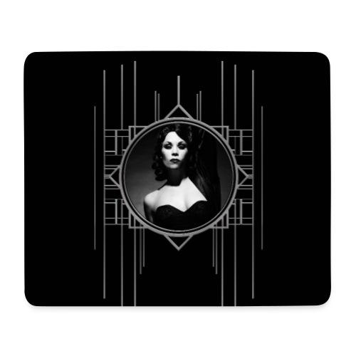 Femme Fatale Xarah Design 1 - Mouse Pad (horizontal)