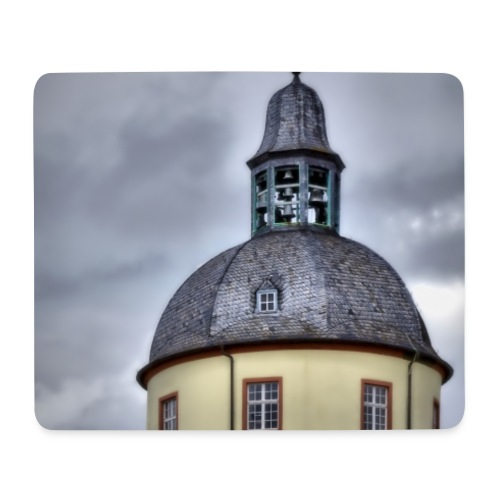 Dicker Turm - Mousepad (Querformat)