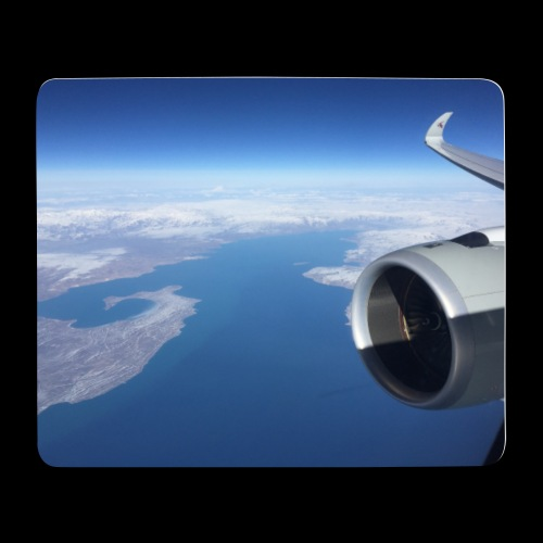 Lake Van - Mouse Pad (horizontal)