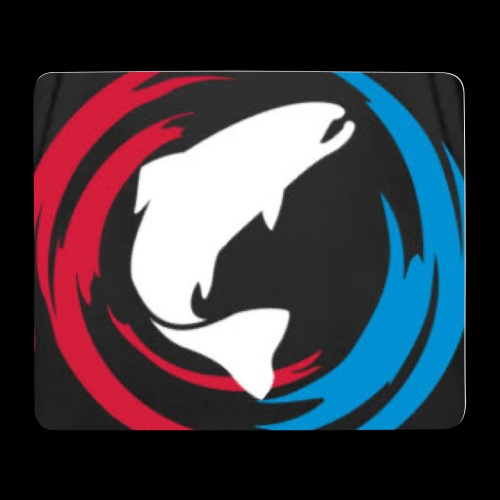 Logo Fisk - Musmatta (liggande format)