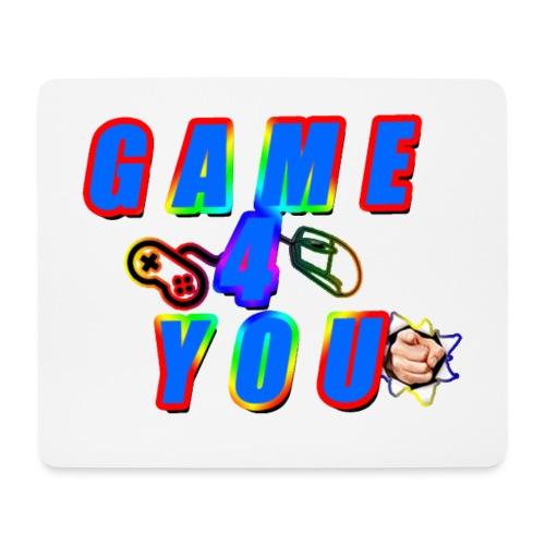 Game4You - Mouse Pad (horizontal)