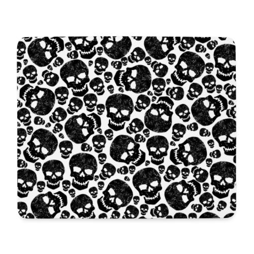 Schädel / Skulls - Mousepad (Querformat)