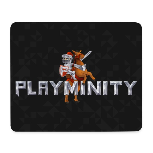 mousepad dark - Mouse Pad (horizontal)
