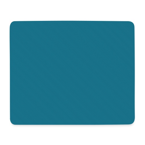 Blue line pattern - Mouse Pad (horizontal)
