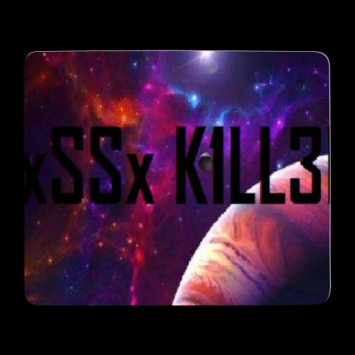 xSSx K1LL3R part 2 - Mouse Pad (horizontal)