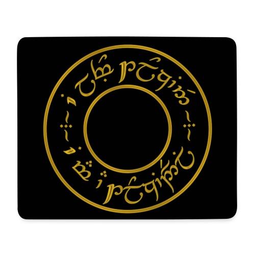 I am a Tolkiendil - Tapis de souris (format paysage)