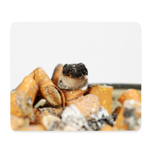 Zigaretten - Mousepad (Querformat)
