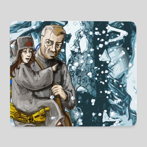 Wallpaper3840x2400_Boris_ - Mousepad (Querformat)