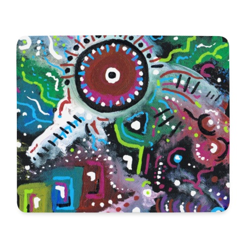 FASHION ART - Mousepad (Querformat)