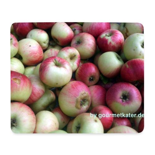 Äpfel - Mousepad (Querformat)