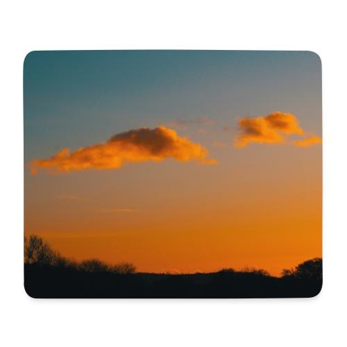 HD Winter Sunset - Mouse Pad (horizontal)