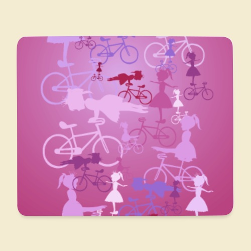 Kunstrad | Artistic Cycling Handy Hülle 02 - Mousepad (Querformat)