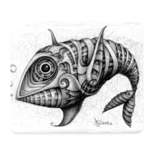 Pesce & Fish - Tappetino per mouse (orizzontale)