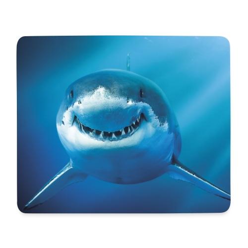 smiling shark - Mouse Pad (horizontal)