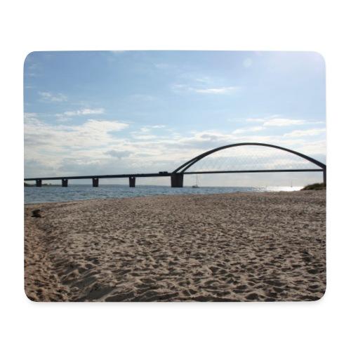 20120614 Fehmarnsundbrücke I - Mousepad (Querformat)