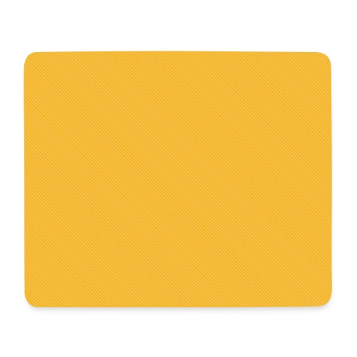 Yellow line pattern - Mouse Pad (horizontal)