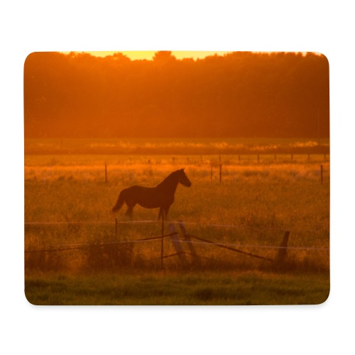 Sunny Horse - Mousepad (Querformat)