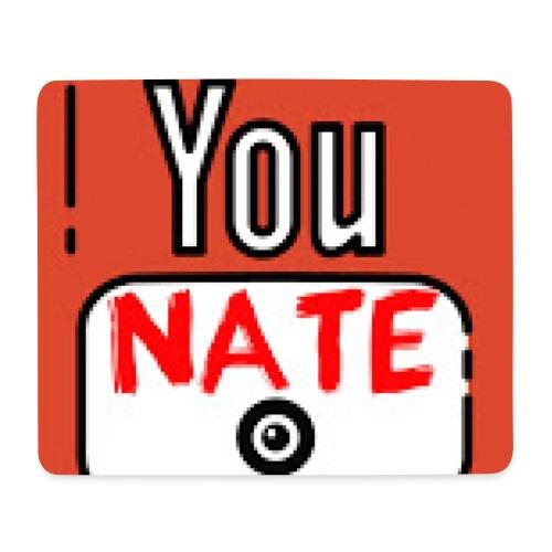 Nate's Youtube Logo - Muismatje (landscape)