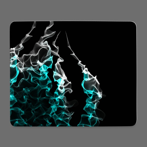 mat_bluewaves - Mouse Pad (horizontal)