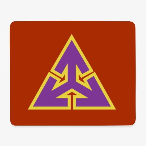 The Federation Emblem - Mouse Pad (horizontal)