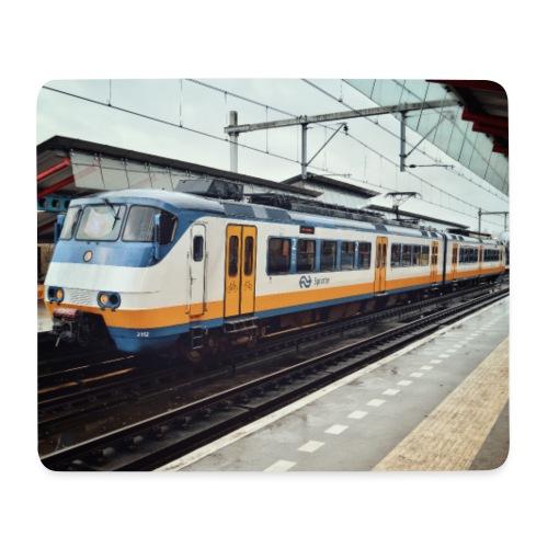 Sprinter in Almere Parkwijk - Muismatje (landscape)