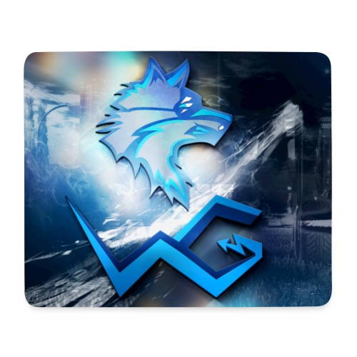 Voltiac Gaming Logo - Mouse Pad (horizontal)
