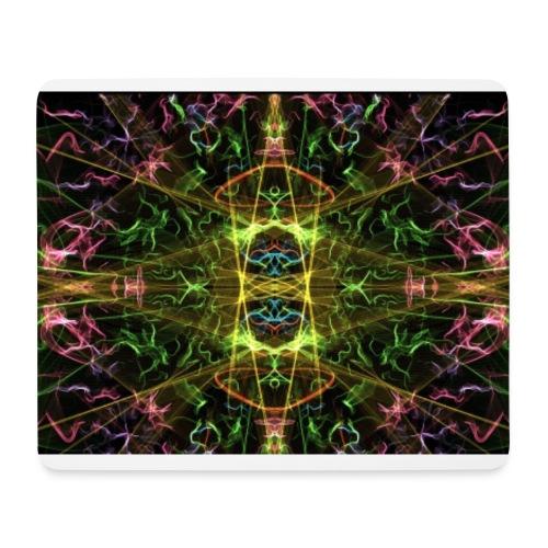 Mandala - Farbig - 1 - Mousepad (Querformat)