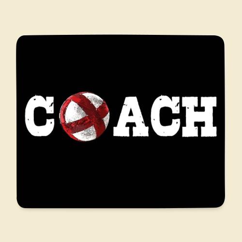 Radball Coach | Muster - Mousepad (Querformat)