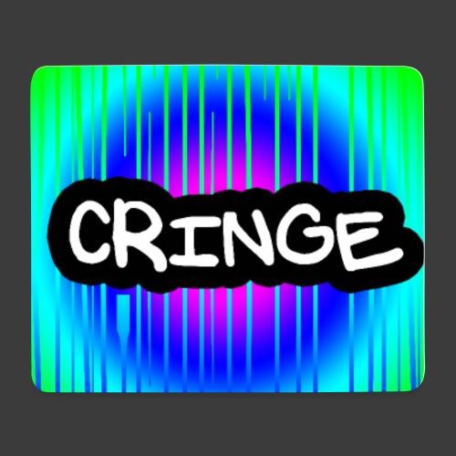CRINGE TIL DIN VAEG - Mousepad (bredformat)