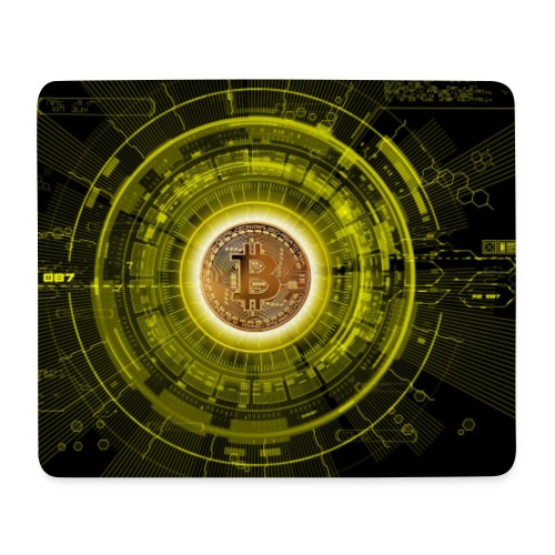 Crypto swag - Mousepad (Querformat)