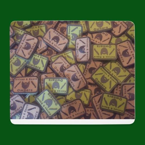 Patch floor - Mousepad (Querformat)