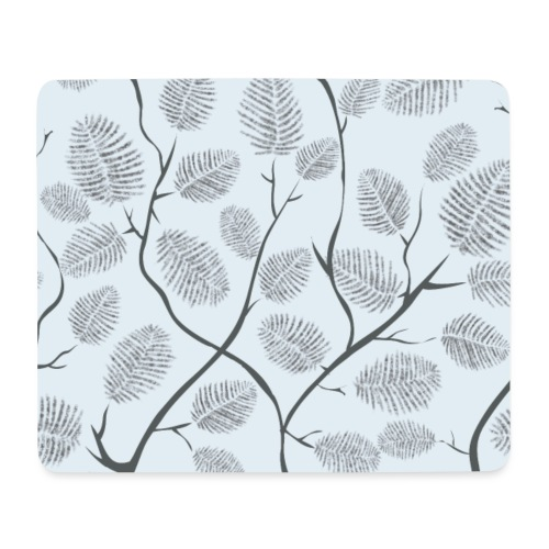 """Lovedesh BD """"Tree feather"""" - Mouse Pad (horizontal)"""