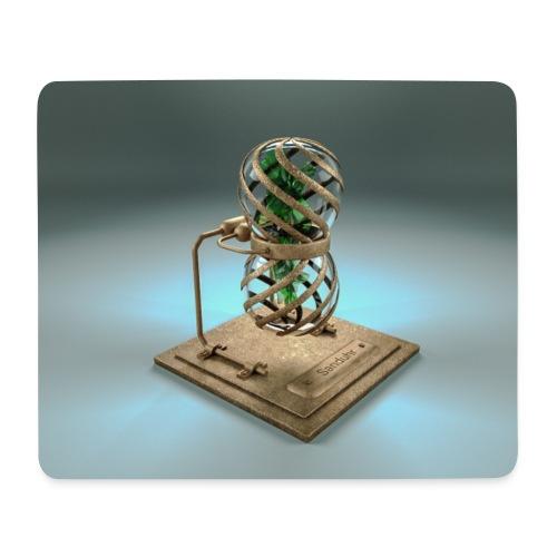 Sanduhr - Mousepad (Querformat)