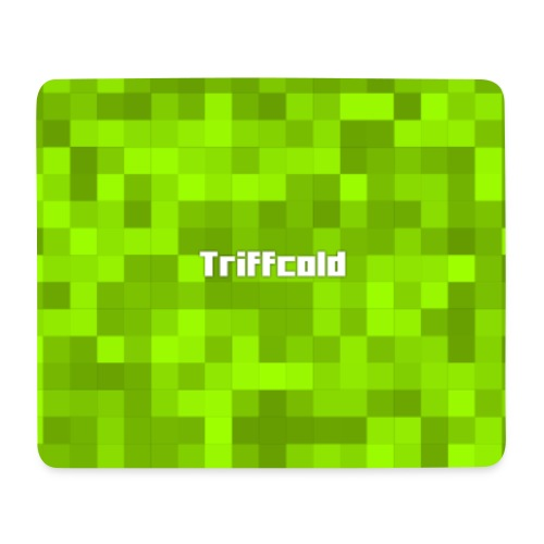 Youtube Triffcold - Mousepad (Querformat)