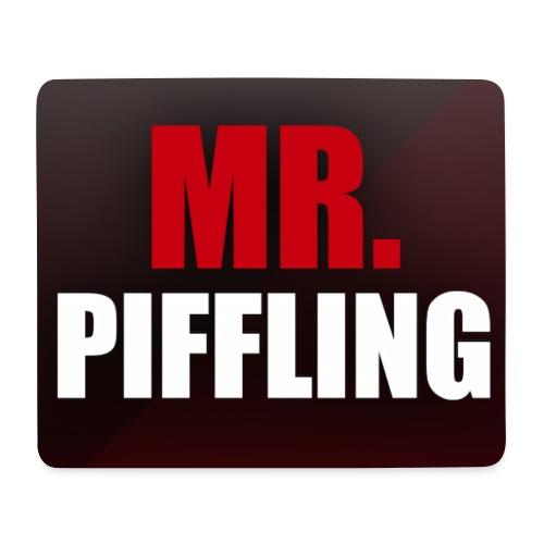 Mr.Piffling mousepad - Musematte (liggende format)