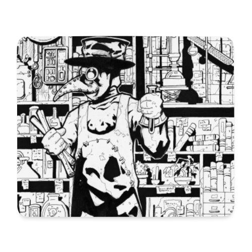 Doctor Nota Bene jpg - Tapis de souris (format paysage)