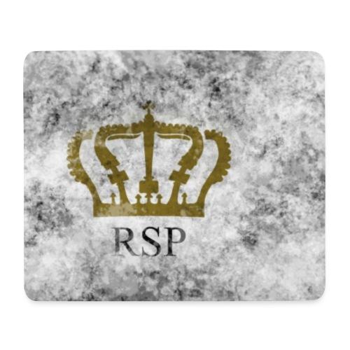 Dusty Crown logo - Mousepad (Querformat)