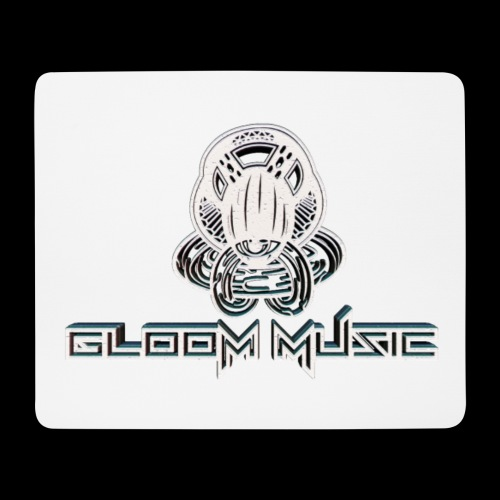 GLOOM MUSIC LOGO 3D - Mouse Pad (horizontal)