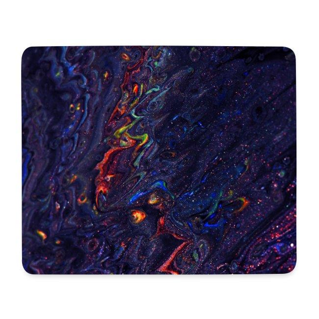 Abstract Artpurple