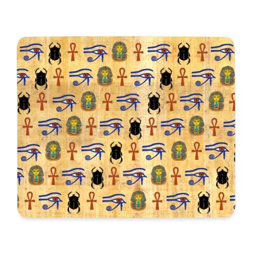Papyrus I Hieroglyphen I Ägypten - Mousepad (Querformat)