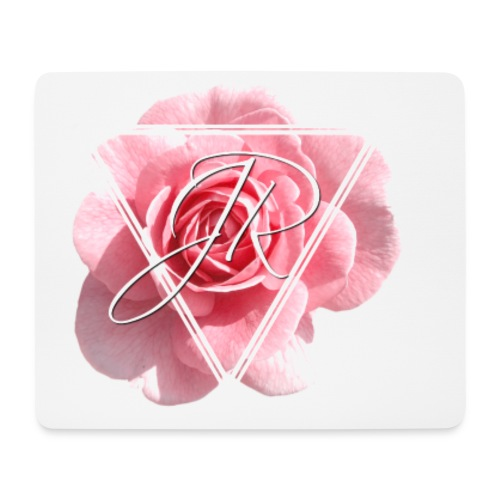 Rose Logo - Mouse Pad (horizontal)