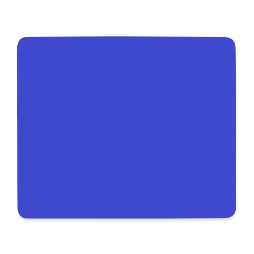 Blau - Mousepad (Querformat)