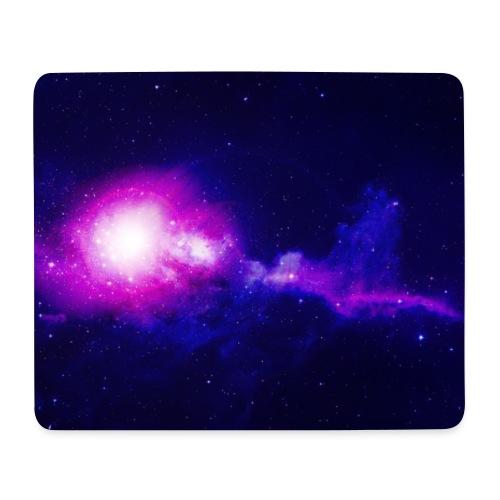 Purple Galaxy - Mouse Pad (horizontal)
