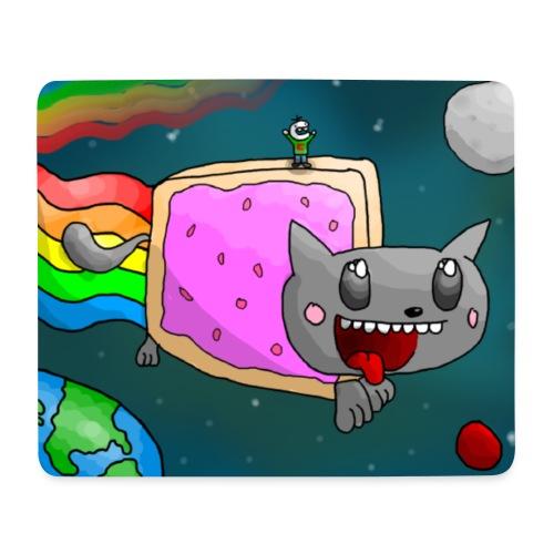 nyan pad png - Mousepad (Querformat)