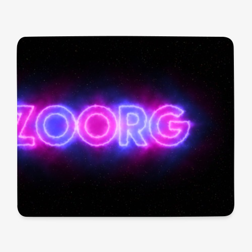 Zoorg-MouseMat and iPhone Case - Mouse Pad (horizontal)