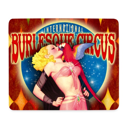 International Burlesque Circus - Once Upon A Time - Mousepad (Querformat)